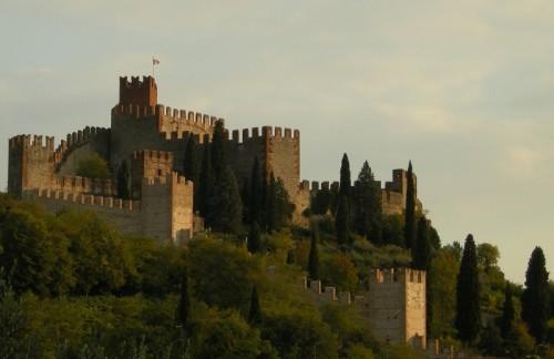 Soave - Il Castello Medioevale di Soave