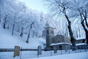 Santuario Madonna del Faggio di Monte Carpegna XVI Secolo