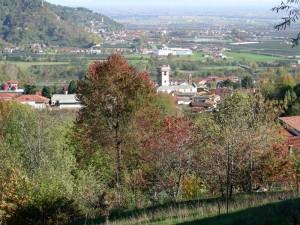 Martiniana Po si affaccia sulla pianura Padana