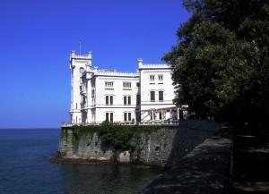 Castello di Miramare (per Margit)
