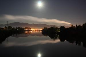 La magia di una notte di luna piena