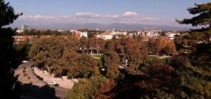 Udine skyline 2