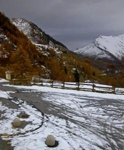 Castelmagno in novembre