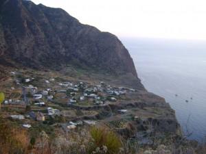 Pollara, frazione di Malfa, Salina