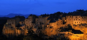 Pitigliano by night #3