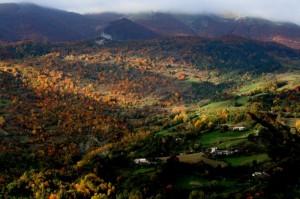 Alle Pendici del Parco Nazionale d'Abruzzo