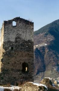 Torre del castello di Santa Maria