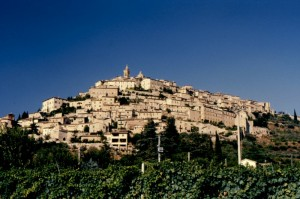 Panorama di Trevi