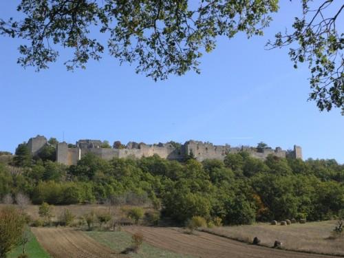 Ocre - Il castello che resistette a Braccio da Montone, ma non al terremoto del 6 aprile!