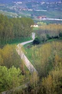 curve e campagna di canale
