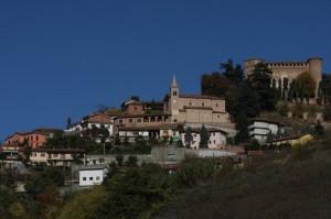 Monticello e il suo castello