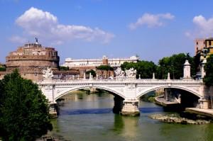 Roma-castel Sant'Angelo