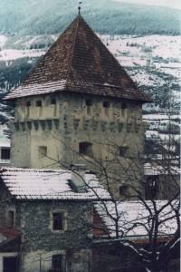 Torre a difesa di Glorenza