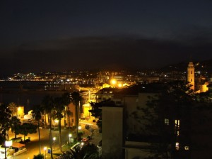Imperia by night