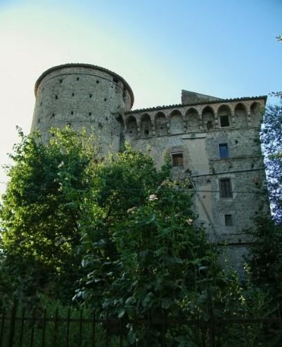 Graffignano - ... il retro del Castello