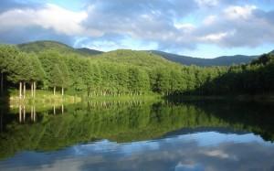 Lago Rumia in Aspromonte
