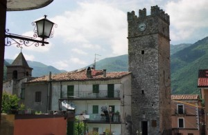 Torre malinconica