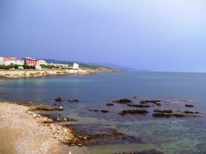 Alghero - passeggiata lungo i Bastioni