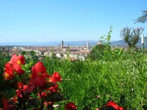 Firenze tra i fiori