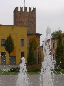 La torre e la fontana