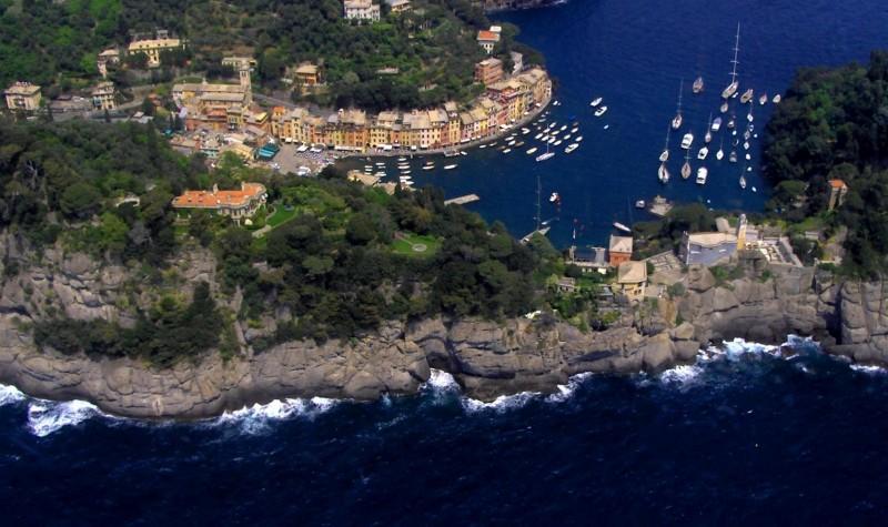 ''il promontorio del Tigullio…protegge Portofino'' - Portofino
