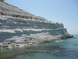 Le Bianche scale.. dei turchi