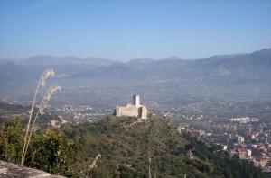 CASSINO …..il castello…..