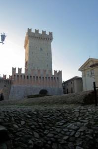 Mastio di Vigoleno La Cisterna