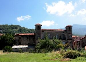il castello del Barone di Cannalonga