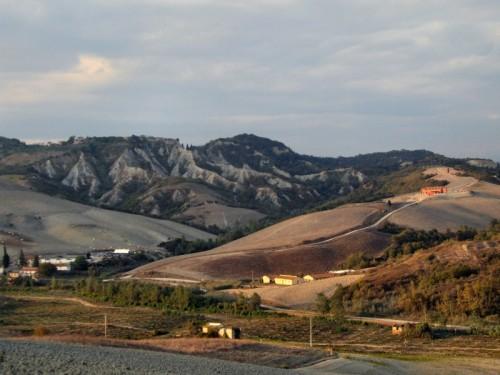 San Gimignano - Le Crete da San Gimignano