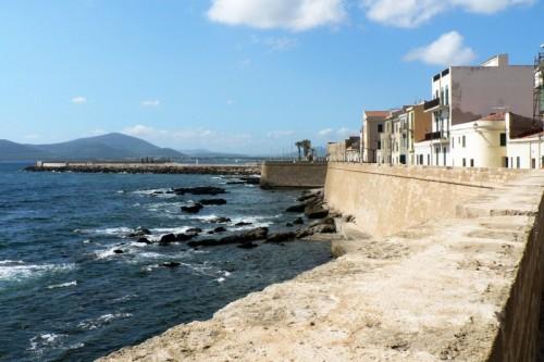 Alghero - La protezione dal mare e non solo...