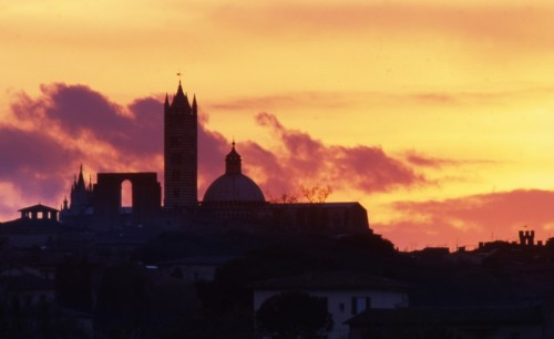 Siena - Il Fuoco di Siena