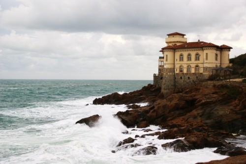 Livorno - sciroccone al castel boccale