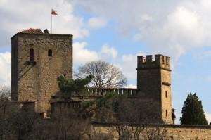 Di guardia al castello (Gropparello)