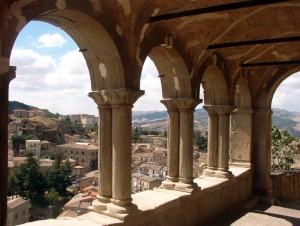Nicosia-Portico S.Salvatore