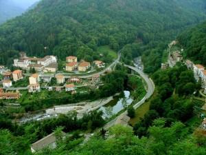 Veduta dal Sacro Monte
