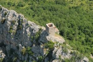 La Rocca dall'alto
