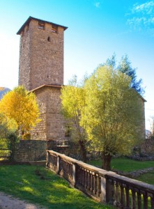 """Bianzano """"la torre del castello"""