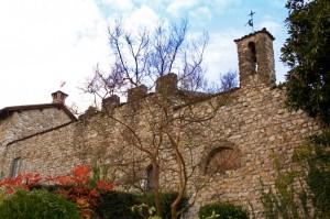 il castello di 'Monasterolo