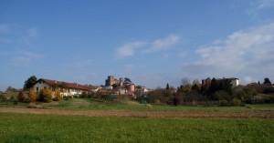 Panorama di Arignano