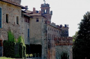 castello visconti di s. Vito