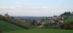 Panorama da Via delle Vigne