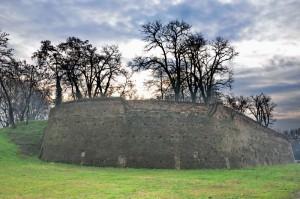 Mura di Ferrara (Baluardo Dell'Amore)