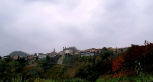 Panorama di Vezza d'Alba