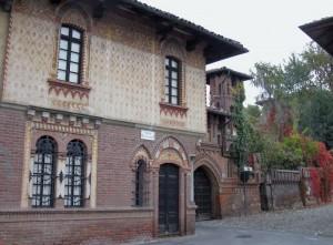 Castello di Robbio, anticamente detto Castello dell'Arca