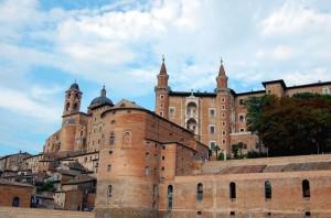 Il castello del duca Federico da Montefeltro