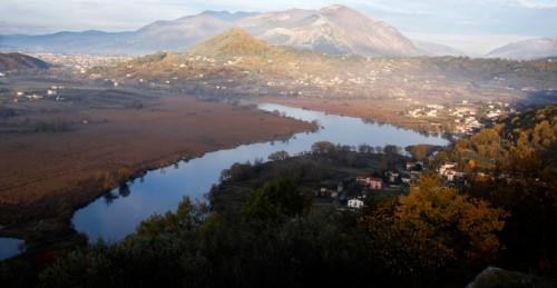 Posta Fibreno - lago di Posta Fibreno