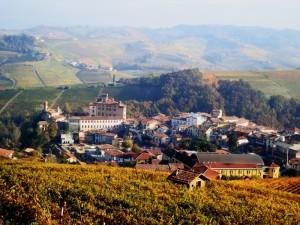 Autunno tra le vigne di Barolo