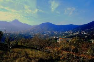 Agerola, il panorama