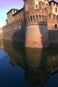 castello riflesso